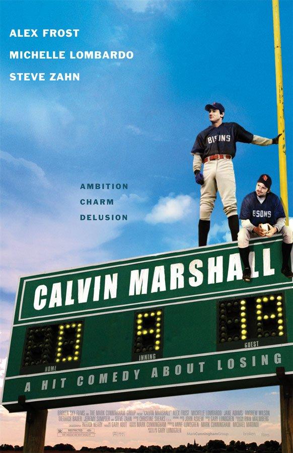 Calvin Marshall Poster